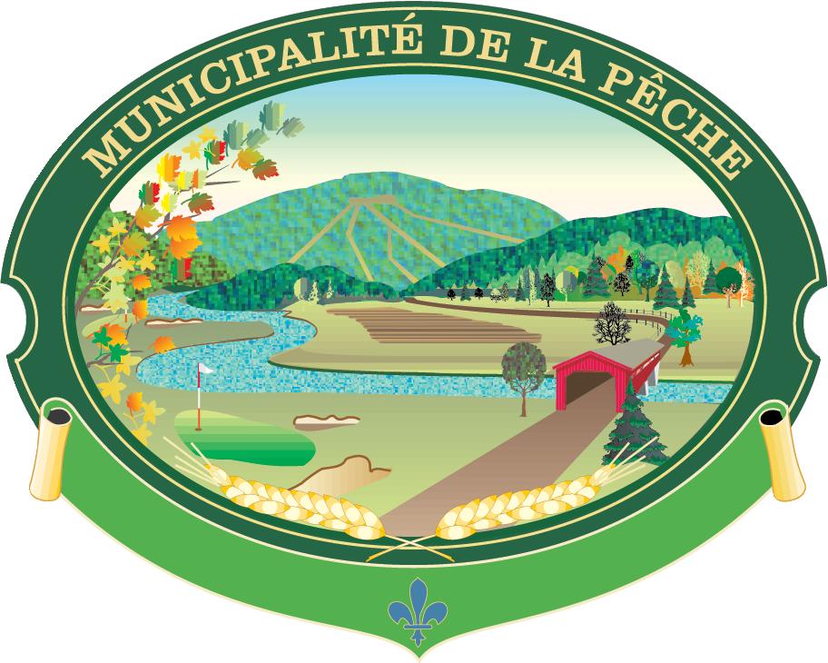 Logo Municipalité de La Pêche
